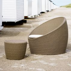 Skagerak Denmark Coco Lounge Chair - http://www.danishdesignstore.com/products/coco-lounge-chair