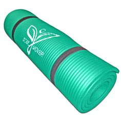 Soul Mover- Thick Exercise Mat 3/8-Inch. Perfect Exercise Workout Mat For P90X, Insanity & Extreme Home Workouts 23.5 Inch Wide x 68-Inch Length. Soft Foam Fitness Mat Protects Elbows, Knees, Wrists & Forearms. Available In 4 Colors With Carrying Case. - http://www.exercisejoy.com/soul-mover-thick-exercise-mat-38-inch-perfect-exercise-workout-mat-for-p90x-insanity-extreme-home-workouts-23-5-inch-wide-x-68-inch-length-soft-foam-fitness-mat-protects-elbows-knees/fitness