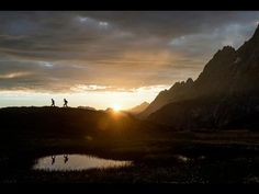 Follow me! An incredible trail running experience around the Eiger - YouTube