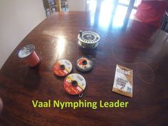 Czech Style Nymphing Leader Setup - YouTube