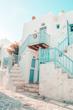 Folegandros, our new Cycladic crush 14 wall collage blue Collage Mural, Bedroom Wall Collage, Photo Wall Collage, Picture Wall, Picture Collages, Blue Aesthetic Pastel, Beach Aesthetic, Kpop Aesthetic, Summer Aesthetic