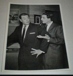 Desi Arnaz & Danny Thomas Danny Thomas, Desi Arnaz, I Love Lucy, Tv Shows, Boys, Fictional Characters, Stars, Baby Boys, Sterne