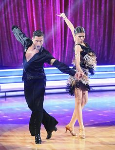 Val  Chmerkovskiy  & Zendaya Coleman  -  Dancing With the Stars  -  week 6  -  season 16  -  spring 2013  -  placed 2nd for the season