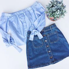 Anyone else dying for some summer weather? ☀️ Anyone else dying for some summer weather? Teen Fashion Outfits, Swag Outfits, Cute Fashion, Look Fashion, Outfits For Teens, Girl Outfits, Cute Summer Outfits, Cute Casual Outfits, Pretty Outfits