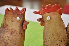 Věrčin blog: Jarní keramika