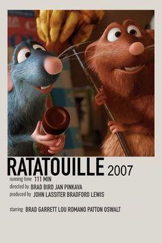 Film Polaroid, Polaroids, Iconic Movie Posters, Iconic Movies, Room Posters, Poster Wall, Ratatouille Film, Film Poster Design, Film Disney