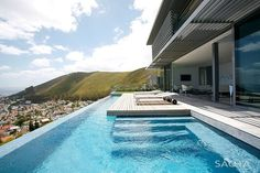 Head Road 1815 Residence by SAOTA