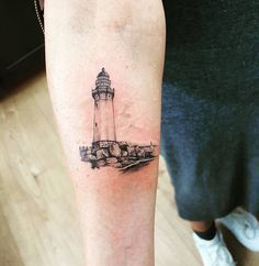 Lighthouse single needle very fun!!!!