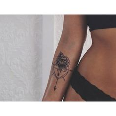 Arrow Tattoos ❤ liked on Polyvore featuring accessories and body art