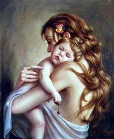 Maternidad - Alex Alemany