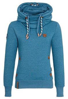 Naketano Women's Sweatshirt Reorder III at Amazon Women's Clothing store: