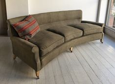 Hound Sofa - HOWE London Furniture, Room, Sofa, Conversation Sofa, Curved Couch, Home Decor, High Sofas, Upholstery, Cushion Filling