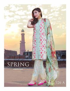 4eceac3d58 Rung Rasiya Introducing Beautyful Lawn Dresses For Summer 2017 Girls Are  you Looking for some embroidered and elegantly embroidered lawn dresses