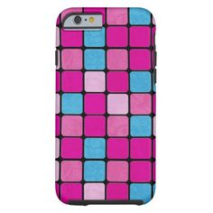 Colorful Tiles Pattern case