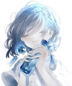 """うたは on Twitter: """"#フリーアイコン  夏イメージのフリーアイコンです🎐… """" Anime Angel, Anime Demon, Manga Anime, Kawaii Art, Kawaii Anime Girl, Anime Art Girl, Anime Girl Drawings, Anime Artwork, Manga Girl"""