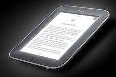 We love e-readers in our house and the Barnes and Noble Nook line are our favs. True e-ink with a usable light? Two please!