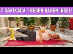 Bel Yanları ve Yan Karın Kasları Egzersizleri (Reyhan Oksay) - YouTube