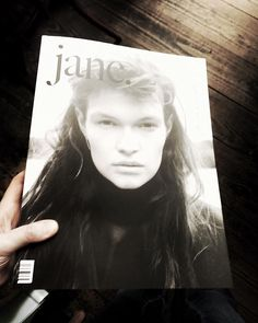 "Do you know of this BEAUTIFUL magazine @jane.bythegreyattic? I discovered it on a recent trip to Daylesford and its glorious. . As their bio says ""jane. is a biannual fashion and fine art publication shot entirely on film and printed on paper. The magazine explores the disciplines of art photography fashion and poetry. Changing the perception that print is disposable jane. is a slow art movement that has been created with consideration and creative freedom to provide an authentic progressive…"