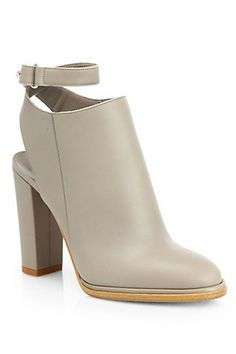 10 Pointed-Toe Booties Too Sharp To Turn Down #refinery29