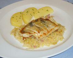 Zanderfilet auf Bayrisch Rahmkraut, ein sehr leckeres Rezept aus der Kategorie Fisch. Bewertungen: 35. Durchschnitt: Ø 4,2.