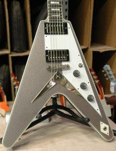 Gibson Flying V - Shared by The Lewis Hamilton Band https://www.facebook.com/lewishamiltonband/app_2405167945 www.lewishamiltonmusic.com