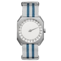 Buy your Slow Jo 26 Siver/Nato® Watch from an authorised retailer with free worldwide delivery. October 2016 collection and 5% off your first order