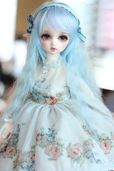 blue fairy #bjd