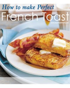 Not only is French toast delicious, it's a fabulously economical breakfast. Stale bread, rather than getting tossed into the compost bin, is transformed into a custardy, fluffy treat with the simple additions of eggs and milk, and a few minutes in a pan of sizzling butter. To make foolproof French toast, follow these easy hints.
