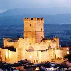 Castillo de la Atalaya. Autor: Eva Mª Calatayud Tortosa.