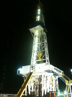 Rig Oilfield Trash, Oilfield Wife, Petroleum Engineering, Drilling Rig, Oil Industry, Oil Rig, Oil And Gas, Rigs, Oil Field