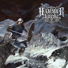 """MUSIC EXTREME: HAMMER HORDE RELEASES """"FED TO THE WOLVES"""" #hammerhorde #metal #vikingmetal #deathmetal #viking #toledo"""