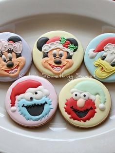 Cookies Monsters, Christmas Cookies. Holiday Gift Ideas! Island Heat Products http://stores.ebay.com/Island-Heat-Jeans today's clothing Fashions.