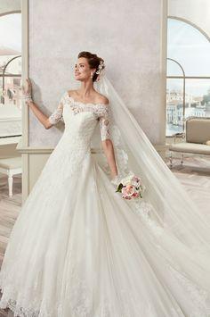 Wedding Dress Colet  COAB17262 2017