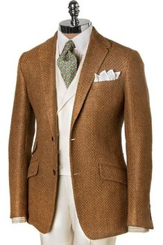 I love the style and color Sharp Dressed Man, Well Dressed Men, Mens Fashion Suits, Mens Suits, Stylish Men, Men Casual, Costume Original, Gilet Costume, Mode Costume