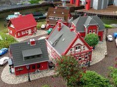 Lego neighborhood