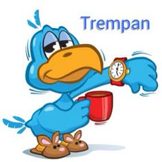 Early   Mi a lanta trempan awe - I woke up early today! Visit: henkyspapiamento.com #papiamentu #papiamento #papiaments #aruba #bonaire #curaçao #early #vroeg #temprano #cedo
