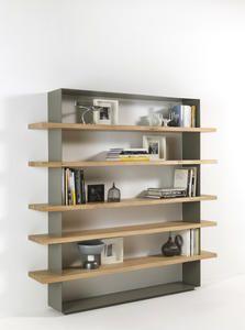 Crazy bookcase by Riva 1920 - Via Designresource.co