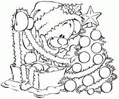 Kleurplaten Kerst Diddl.10 Beste Afbeeldingen Van Stempel Diddl Coloring Pages For Kids