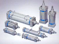 Air cylinder is manufactured with cushion pad ends to handle the air without leakage. Such pneumatic products should be carefully chosen based on quality. http://www.sovereign-sales.com/pneumatics.php