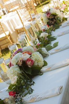 Great Idea for bridal table decor #wedding #weddingdecor #decoration