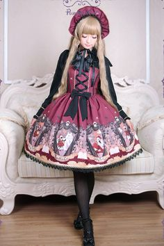 ---#LolitaUdpate: Pumpkin Cat™ is BACK! ---[-✈-Fast Ship, Nice Quality, Affordable Prices-✔-] ---Start Browsing >>> http://www.my-lolita-dress.com/pumpkin-cat