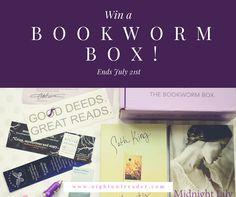 Bookworm Box Giveaway!