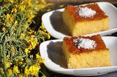 """Ревани"""" — восхитительный десерт из манки. Чудесное лакомство!"""
