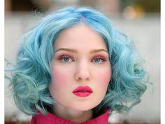 niebieskie włosy - Szukaj w Google