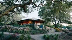 Gorgeous Midcentury 'Petal House' in Napa Valley Asks $1.7M - Curbed