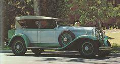 1930 Sport Phaeton