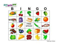 Kids Activities Healthy Games Worksheets For