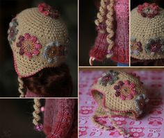 """Hat and cardigan my gift for the game """"Elephant"""" ^)) (diary.ru)"""