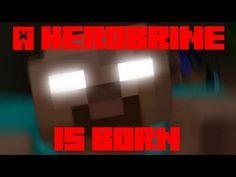 Minecraft Herobrine Hotel Service - YouTube