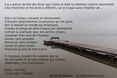 Citations de Nicole | Nicole Bordeleau Meditation, Words, Quotes, Inspirer, Art, Life Is Short, Positive Thoughts, Quotations, Art Background